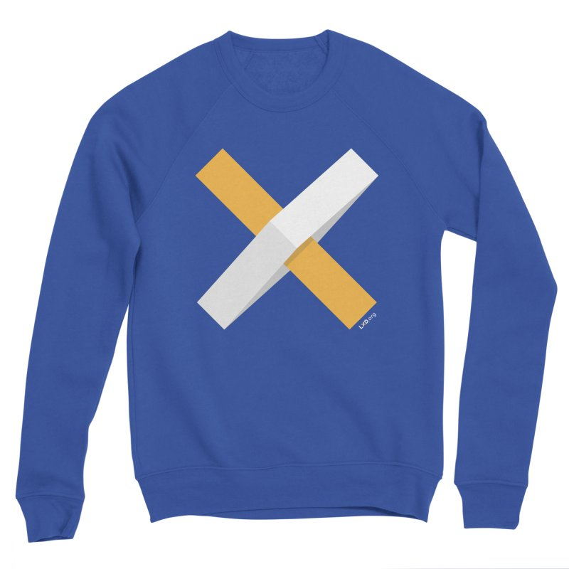 X Marks the Spot Men's Sweatshirt by Learning Experience Design Shop