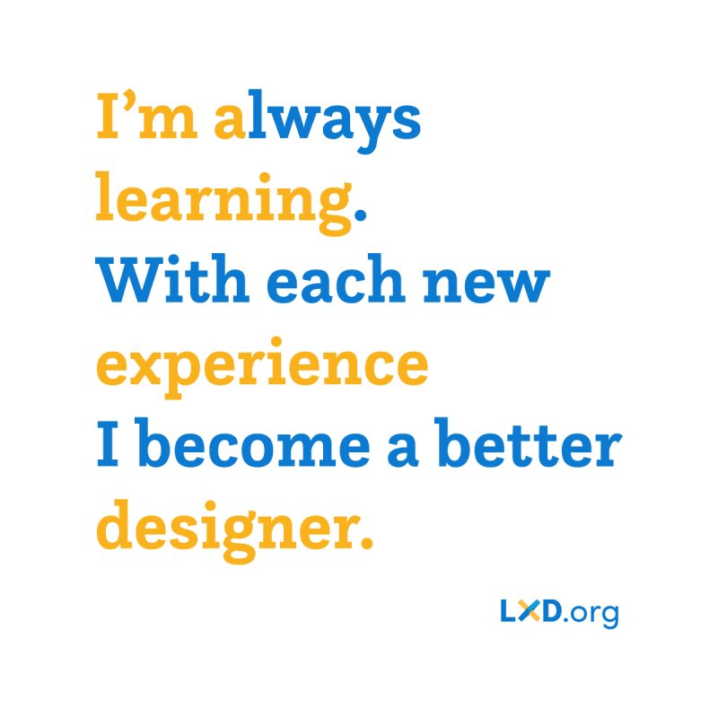 I'm a Learning Experience Designer Men's T-Shirt by Learning Experience Design Shop