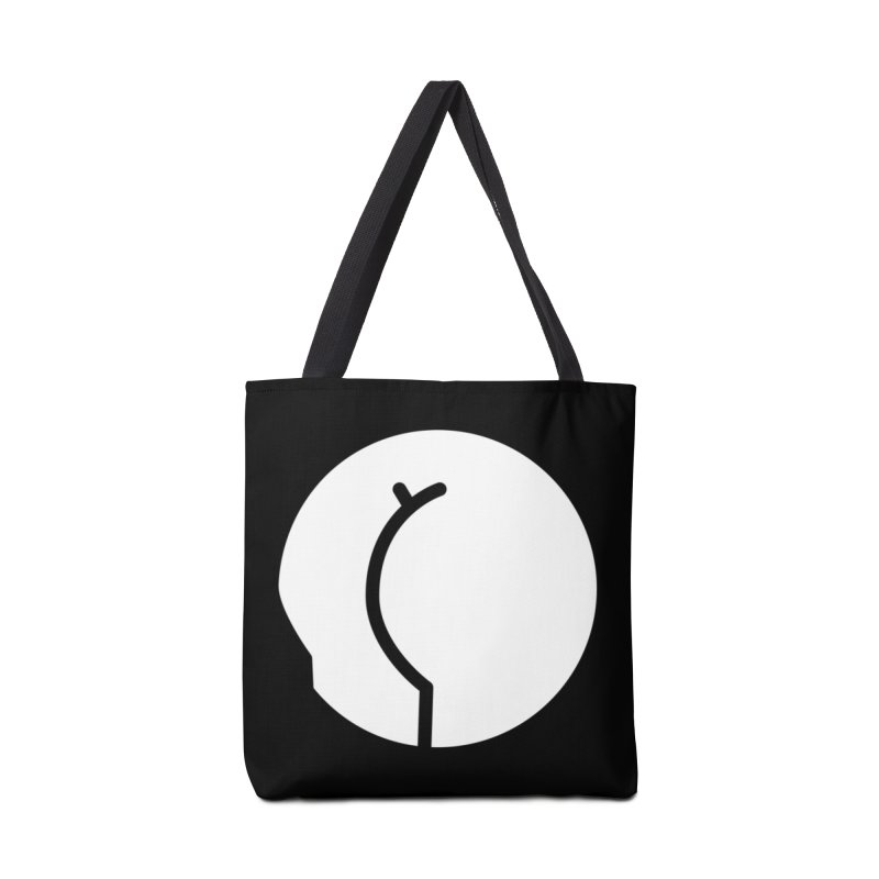 Butt-on Accessories Tote Bag Bag by Luis Romero Shop