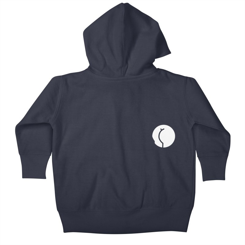 Butt-on Kids Baby Zip-Up Hoody by Luis Romero Shop