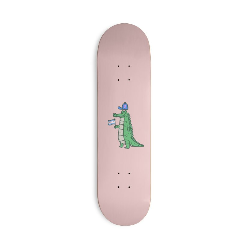 Chance The Snapper Accessories Deck Only Skateboard by Luis Romero Shop