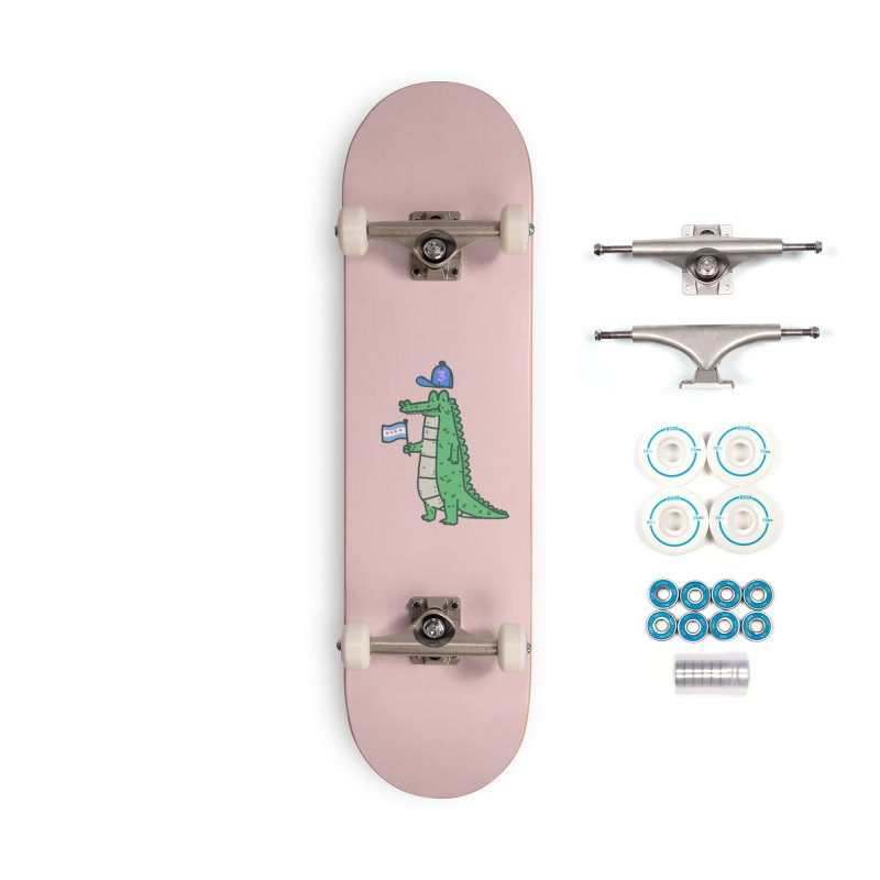 Chance The Snapper Accessories Complete - Basic Skateboard by Luis Romero Shop