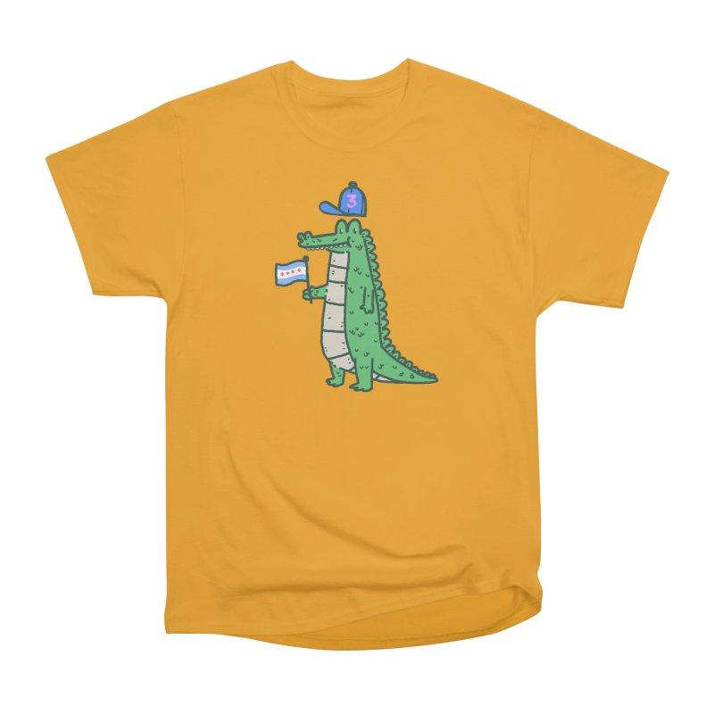 Chance The Snapper Men's Heavyweight T-Shirt by Luis Romero Shop