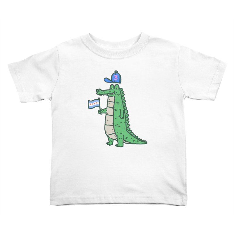 Chance The Snapper Kids Toddler T-Shirt by Luis Romero Shop