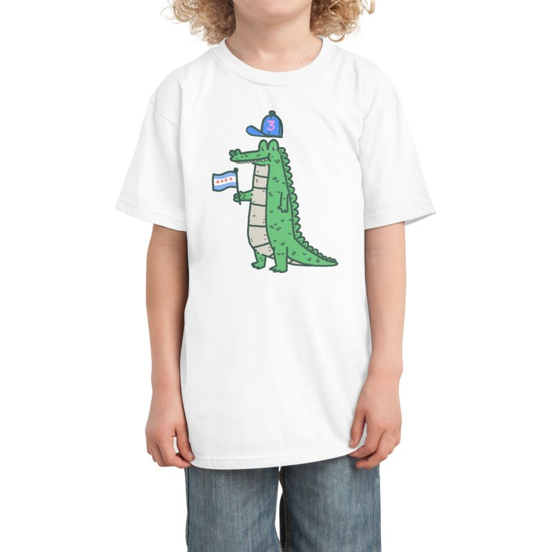 Chance The Snapper Kids T-Shirt by Luis Romero Shop