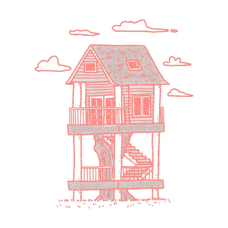 Tiny House #5 by Luis Romero Shop