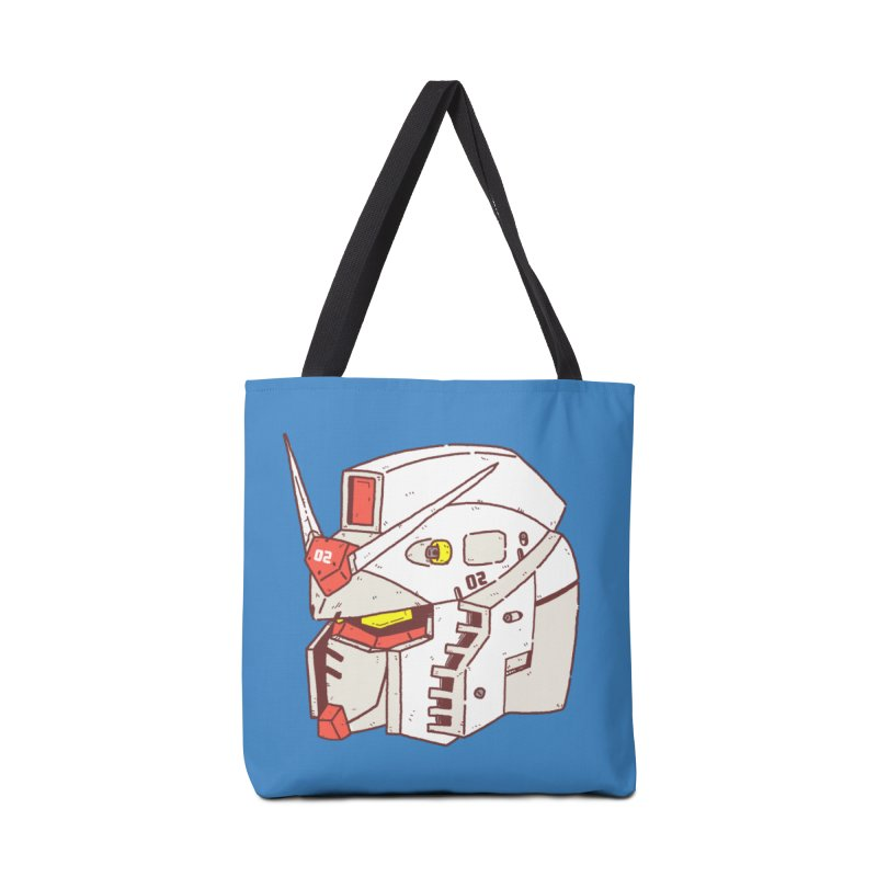 MS Series #02 Accessories Tote Bag Bag by Luis Romero Shop