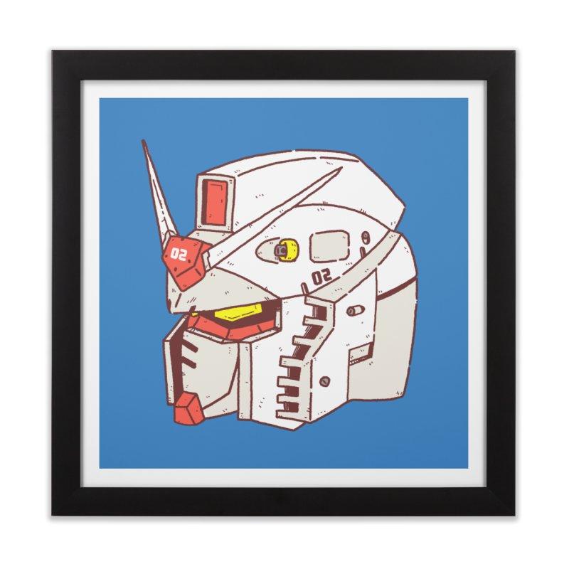 MS Series #02 Home Framed Fine Art Print by Luis Romero Shop