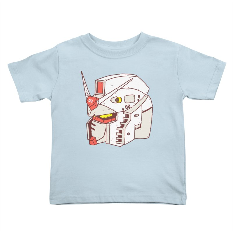 MS Series #02 Kids Toddler T-Shirt by Luis Romero Shop