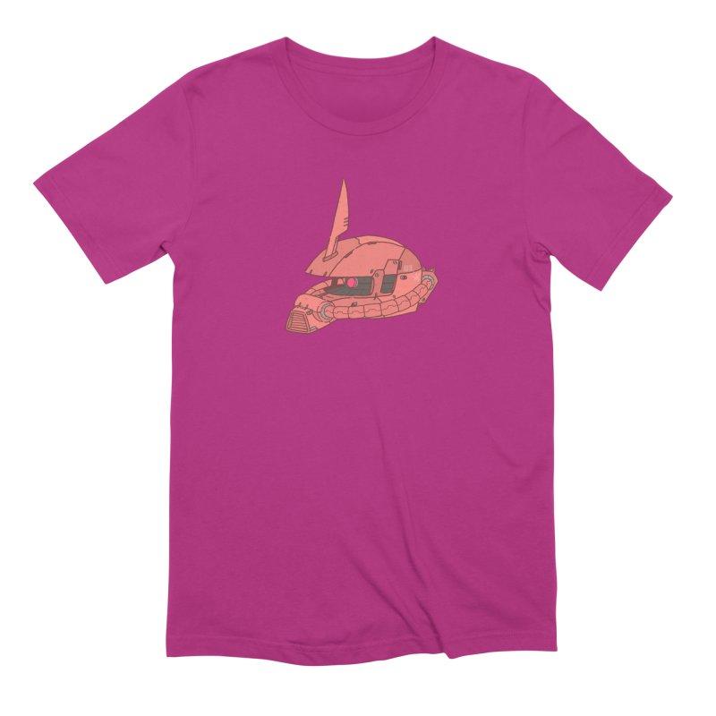 MS Series #03 Men's Extra Soft T-Shirt by Luis Romero Shop