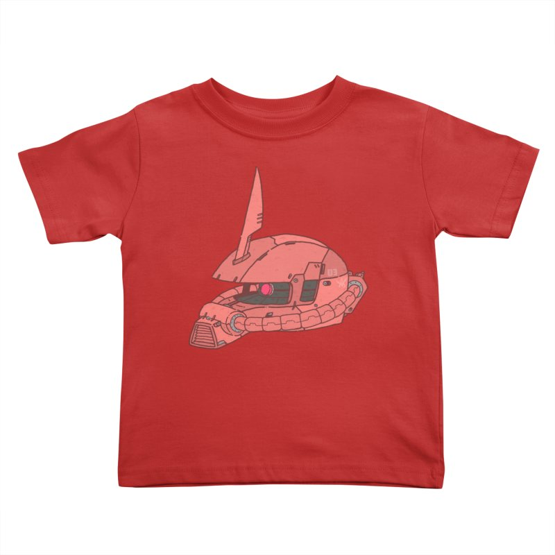 MS Series #03 Kids Toddler T-Shirt by Luis Romero Shop