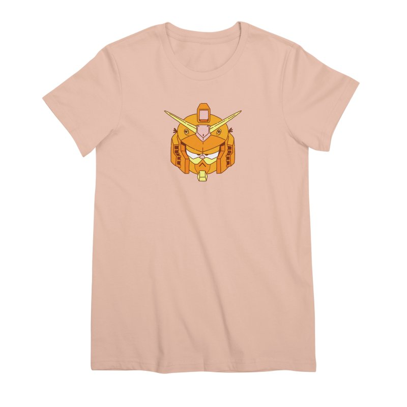 GF-80 Women's Premium T-Shirt by Luis Romero Shop