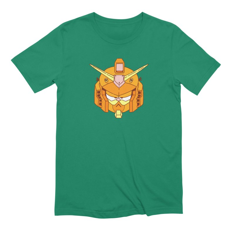 GF-80 Men's Extra Soft T-Shirt by Luis Romero Shop