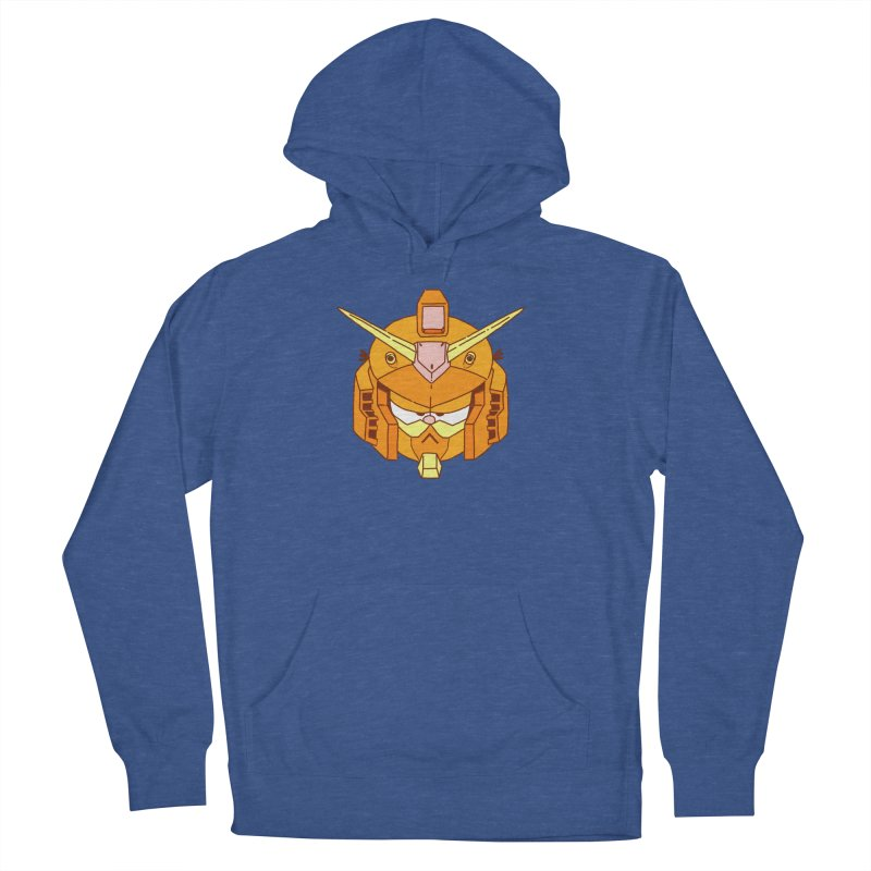 GF-80 Men's French Terry Pullover Hoody by Luis Romero Shop