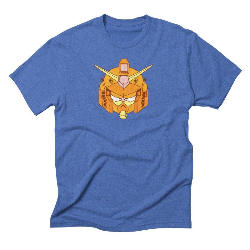 GF-80 Men's Triblend T-Shirt by Luis Romero Shop