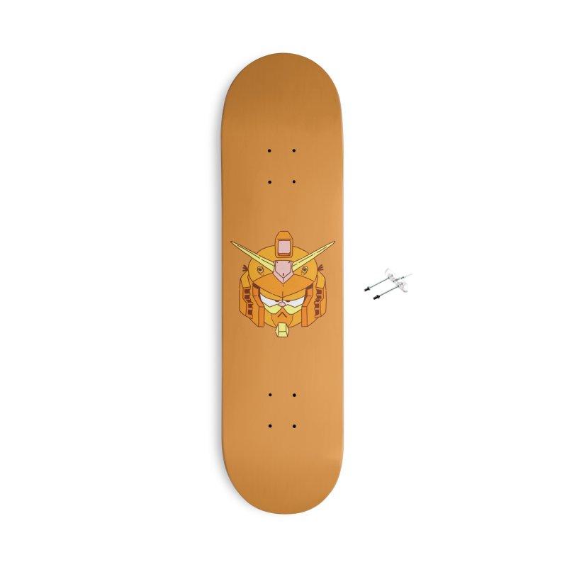 GF-80 Accessories With Hanging Hardware Skateboard by Luis Romero Shop
