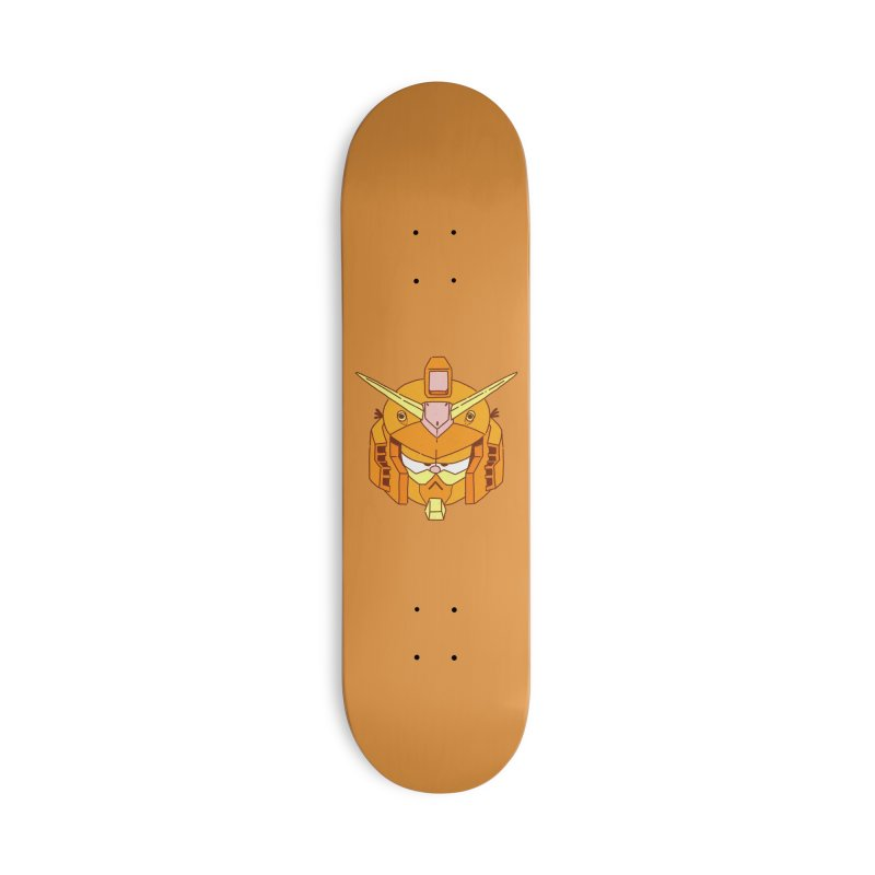 GF-80 Accessories Deck Only Skateboard by Luis Romero Shop