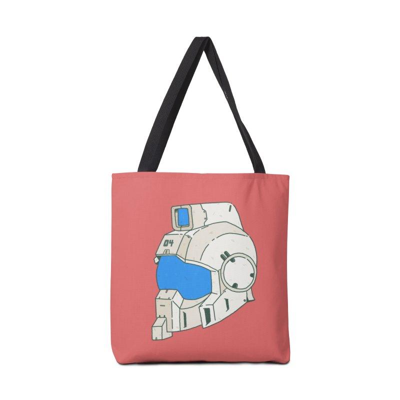 MS Series #04 Accessories Tote Bag Bag by Luis Romero Shop