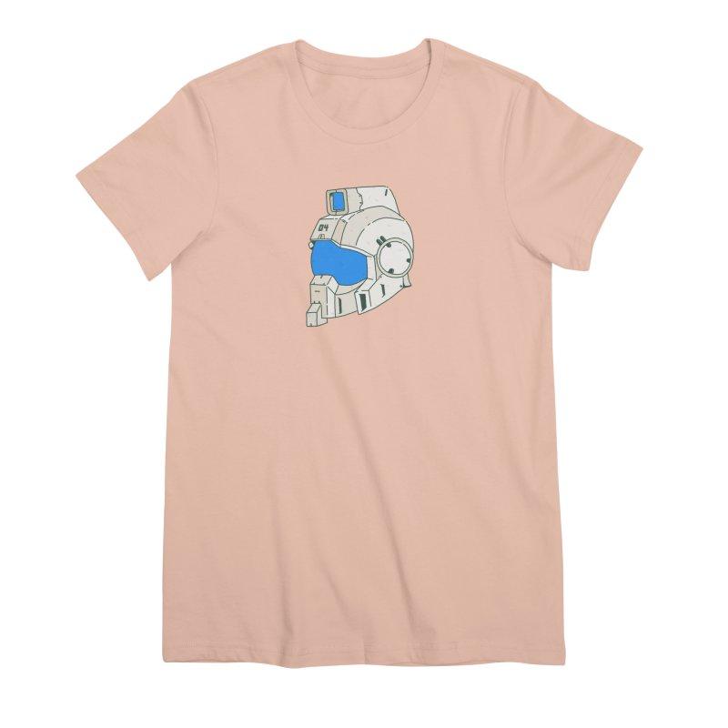MS Series #04 Women's Premium T-Shirt by Luis Romero Shop