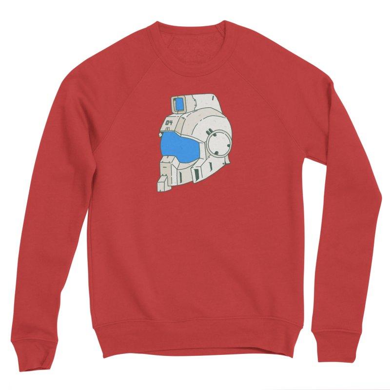 MS Series #04 Women's Sponge Fleece Sweatshirt by Luis Romero Shop