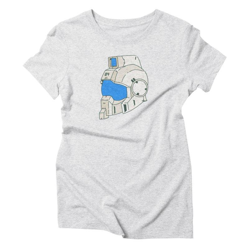 MS Series #04 Women's Triblend T-Shirt by Luis Romero Shop
