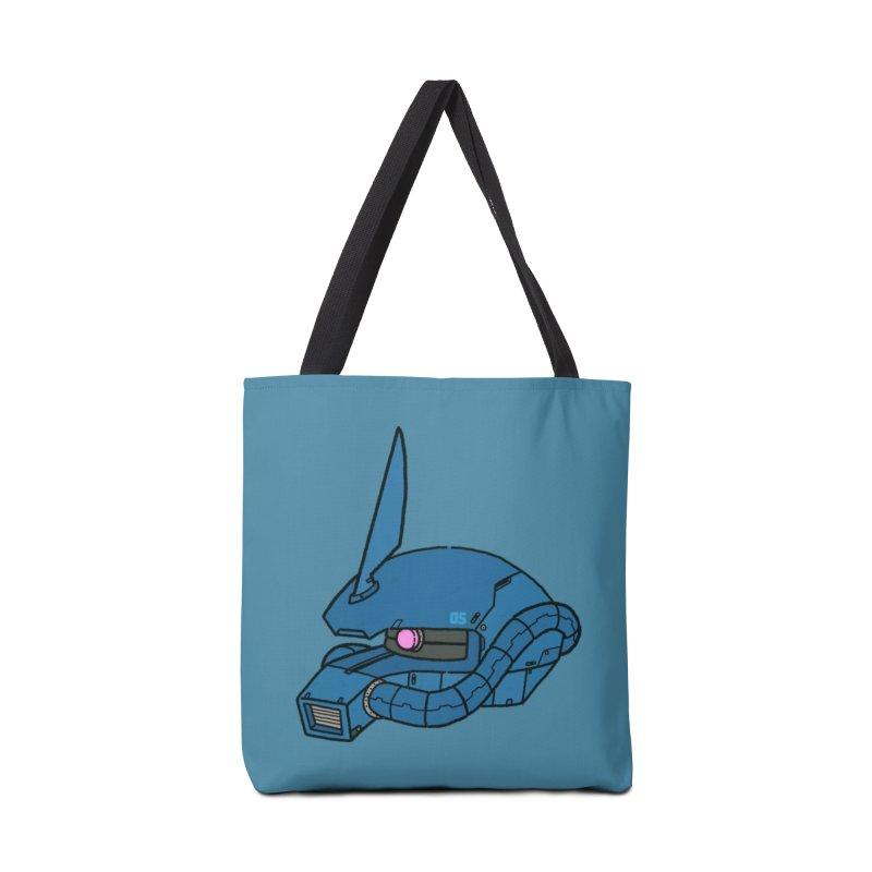 MS Series #05 Accessories Tote Bag Bag by Luis Romero Shop