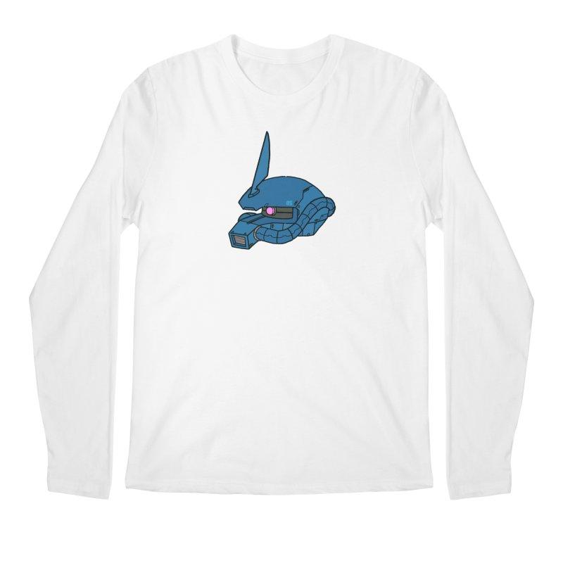 MS Series #05 Men's Regular Longsleeve T-Shirt by Luis Romero Shop