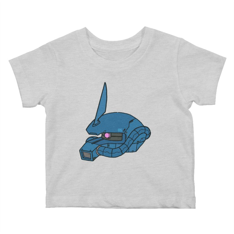 MS Series #05 Kids Baby T-Shirt by Luis Romero Shop
