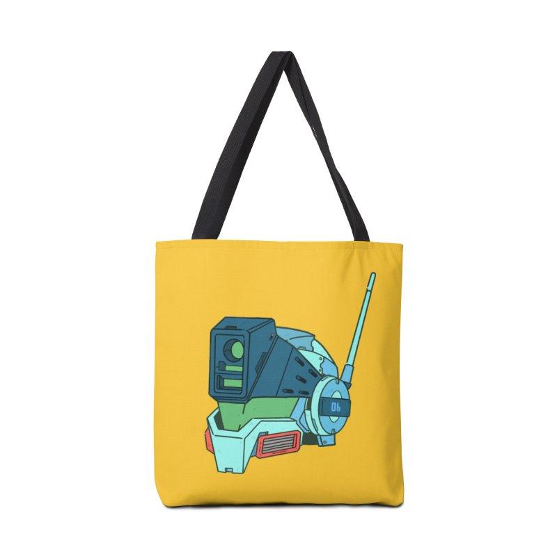 MS Series #06 Accessories Tote Bag Bag by Luis Romero Shop