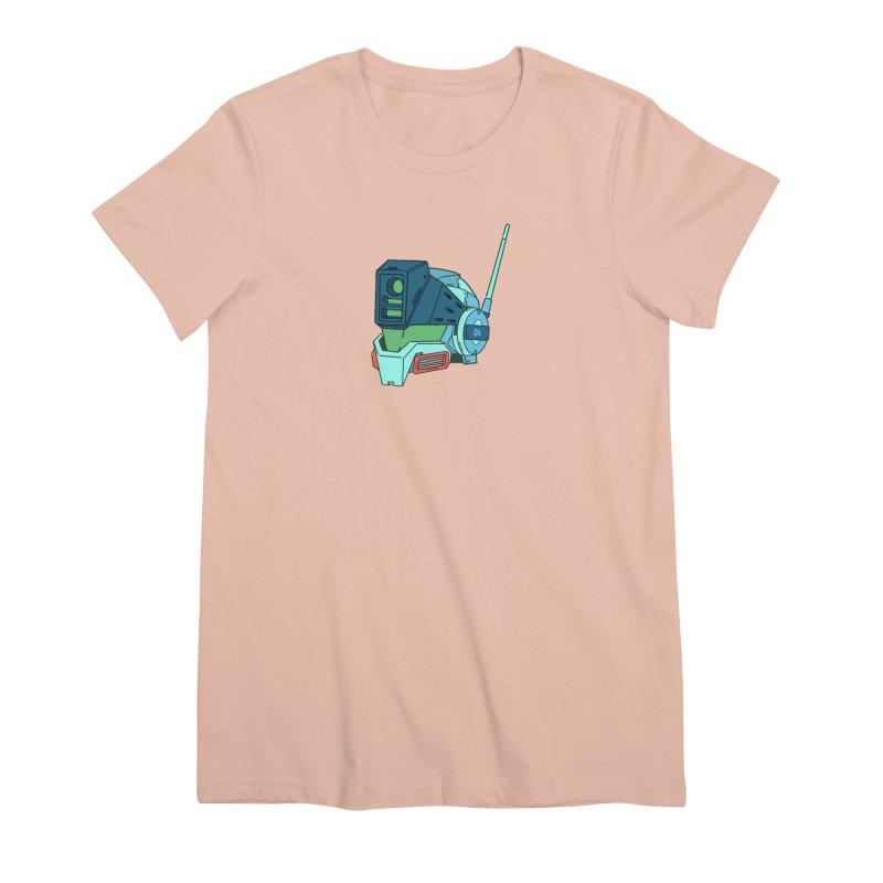 MS Series #06 Women's Premium T-Shirt by Luis Romero Shop