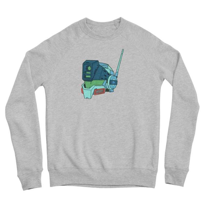 MS Series #06 Women's Sponge Fleece Sweatshirt by Luis Romero Shop