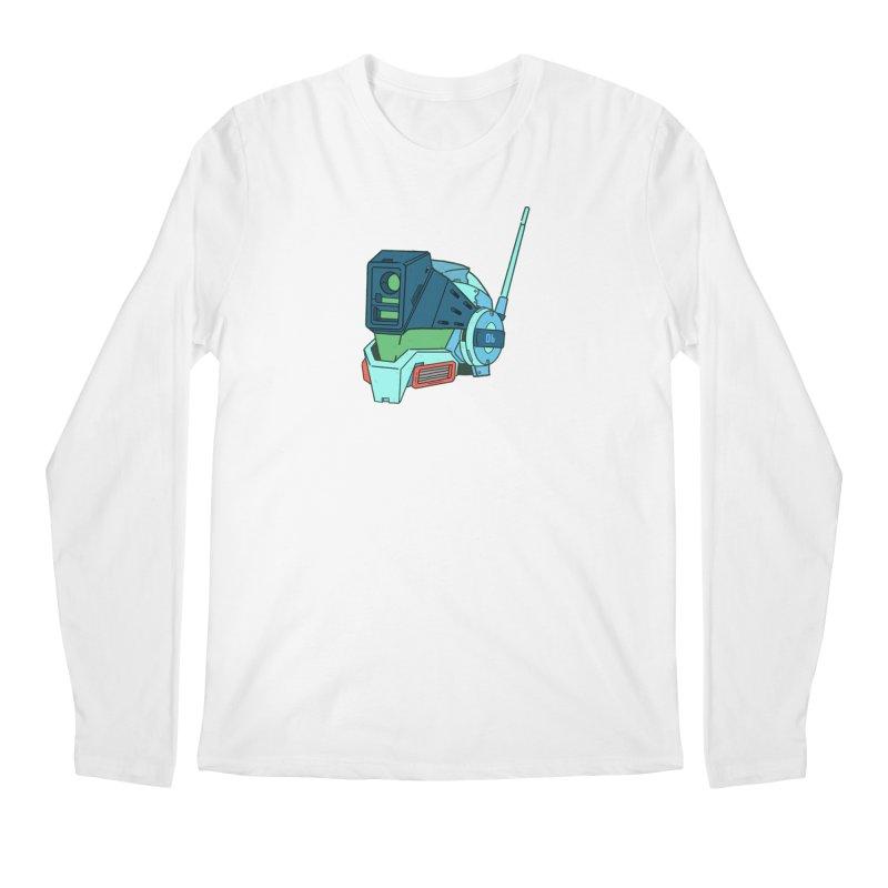 MS Series #06 Men's Regular Longsleeve T-Shirt by Luis Romero Shop