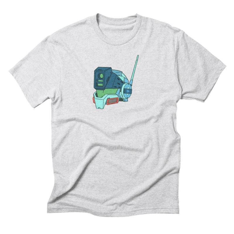 MS Series #06 Men's Triblend T-Shirt by Luis Romero Shop