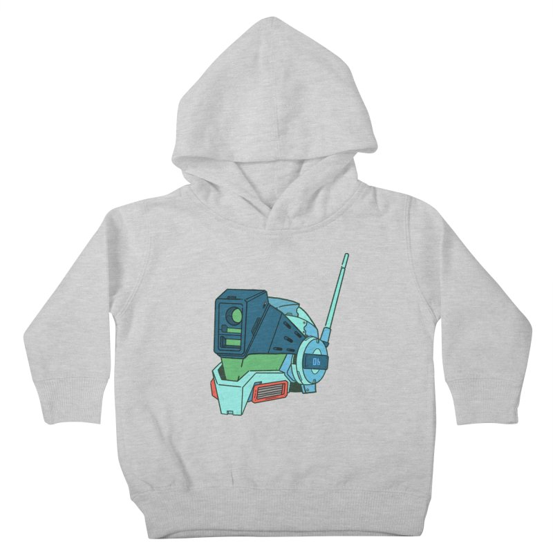 MS Series #06 Kids Toddler Pullover Hoody by Luis Romero Shop