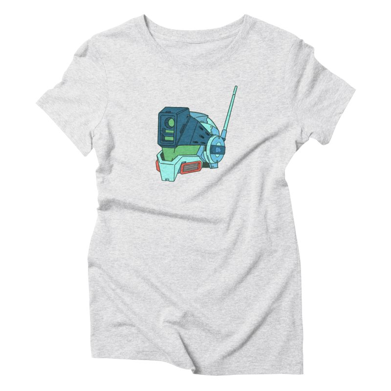 MS Series #06 Women's Triblend T-Shirt by Luis Romero Shop