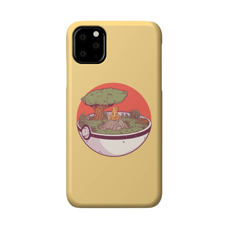 Poke-terrarium Accessories Phone Case by Luis Romero Shop