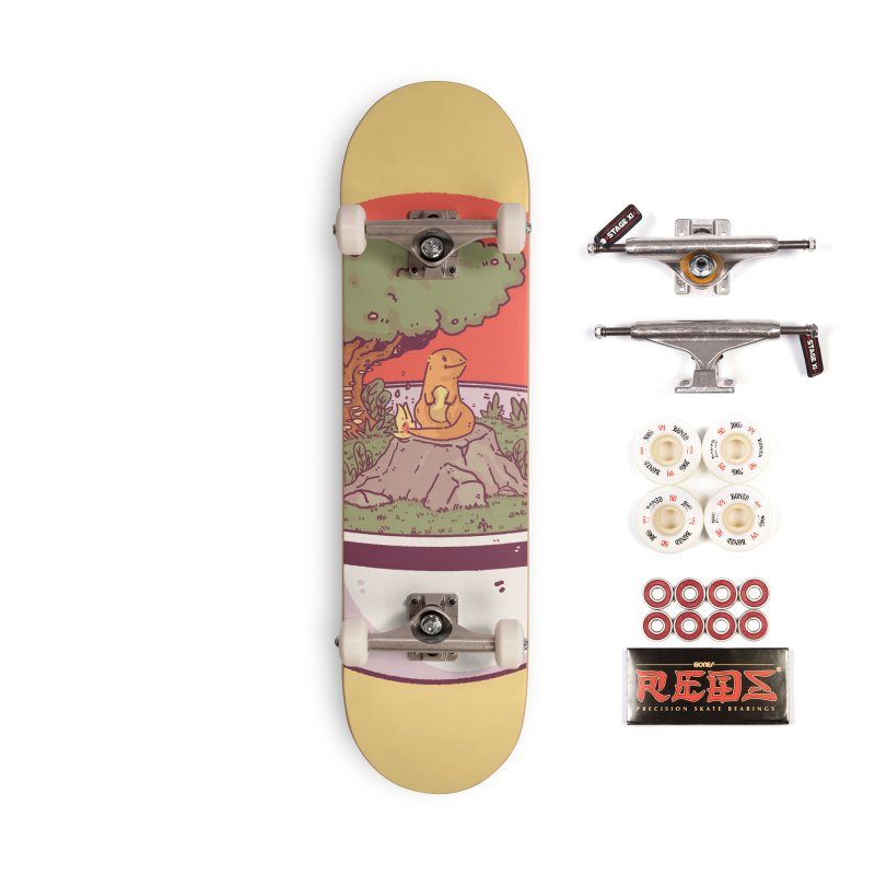 Poke-terrarium Accessories Complete - Pro Skateboard by Luis Romero Shop