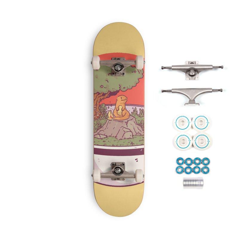 Poke-terrarium Accessories Complete - Basic Skateboard by Luis Romero Shop