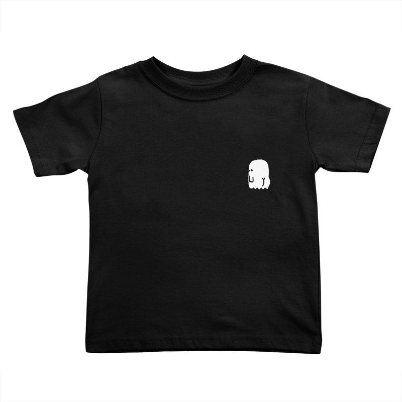 Boo-ty (White) Kids Toddler T-Shirt by Luis Romero Shop