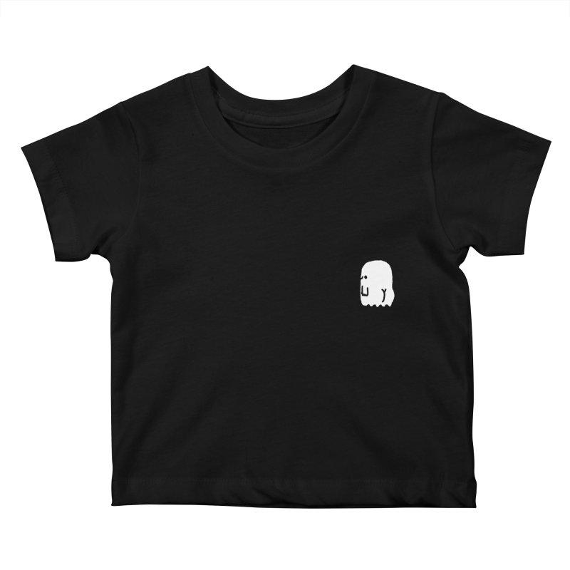 Boo-ty (White) Kids Baby T-Shirt by Luis Romero Shop