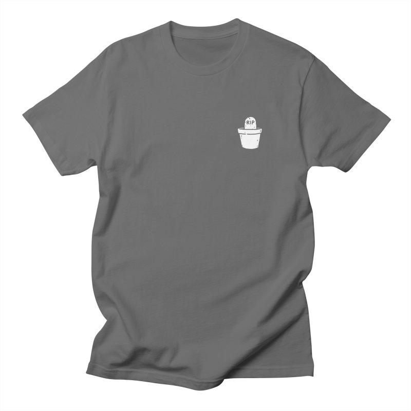 Rest In Pot (White) Women's T-Shirt by Luis Romero Shop