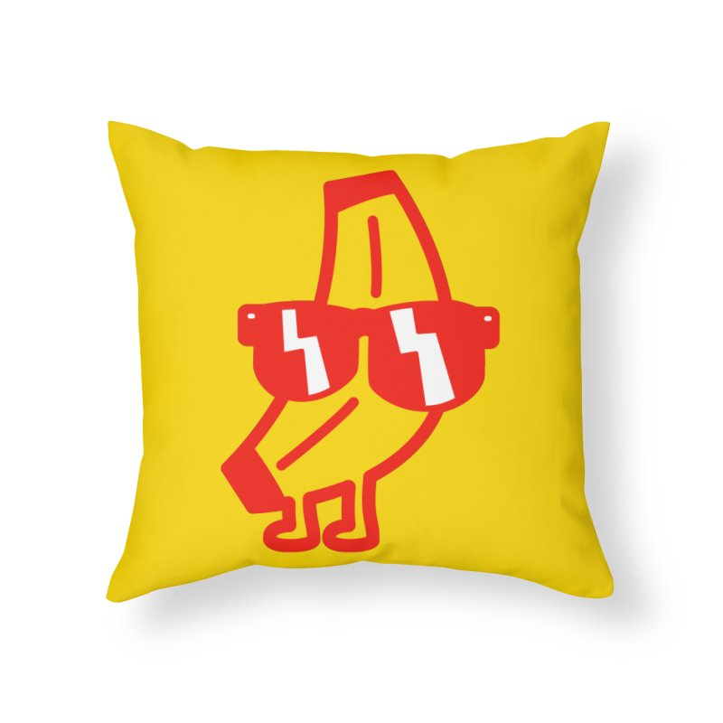 Naner Home Throw Pillow by Luis Romero Shop