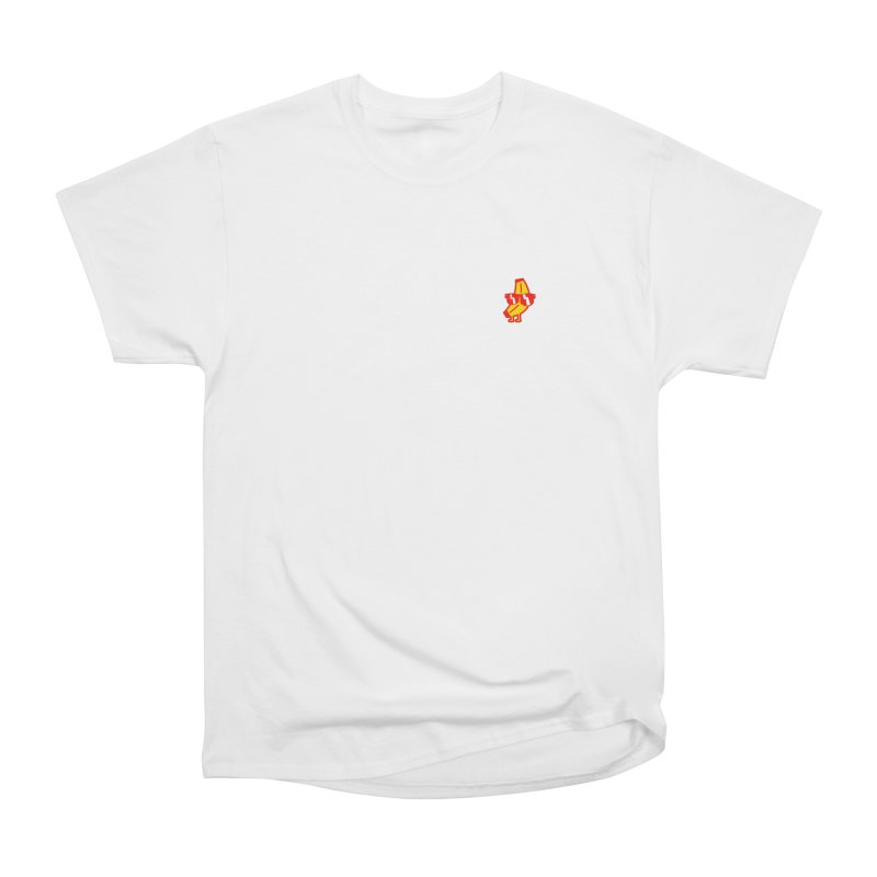 Naner Women's Heavyweight Unisex T-Shirt by Luis Romero Shop
