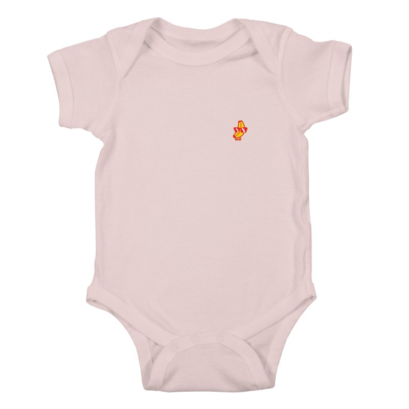 Naner Kids Baby Bodysuit by Luis Romero Shop