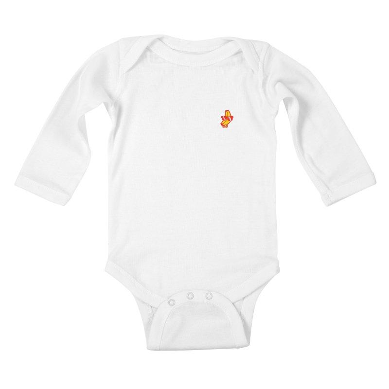 Naner Kids Baby Longsleeve Bodysuit by Luis Romero Shop