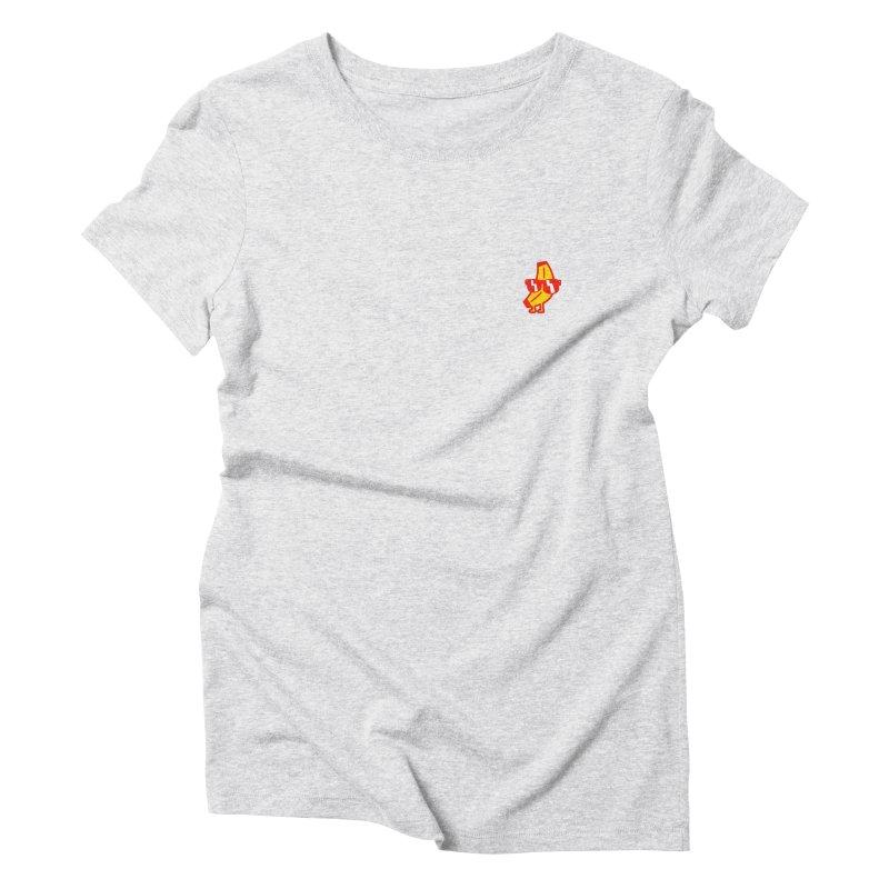 Naner Women's Triblend T-Shirt by Luis Romero Shop