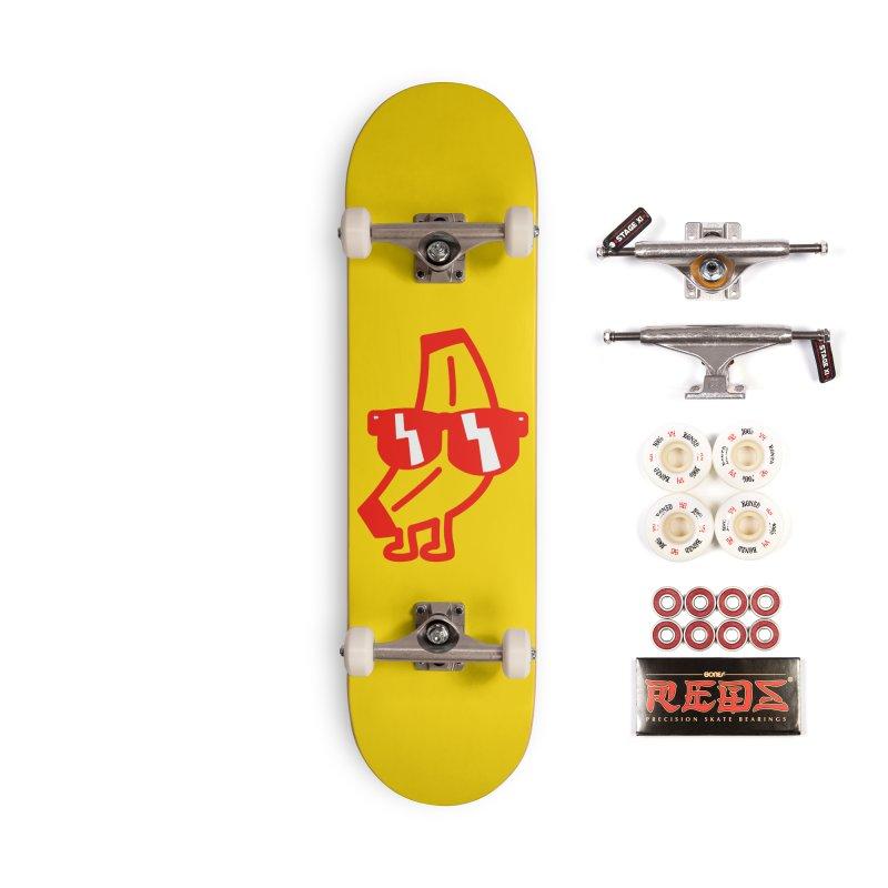 Naner Accessories Complete - Pro Skateboard by Luis Romero Shop