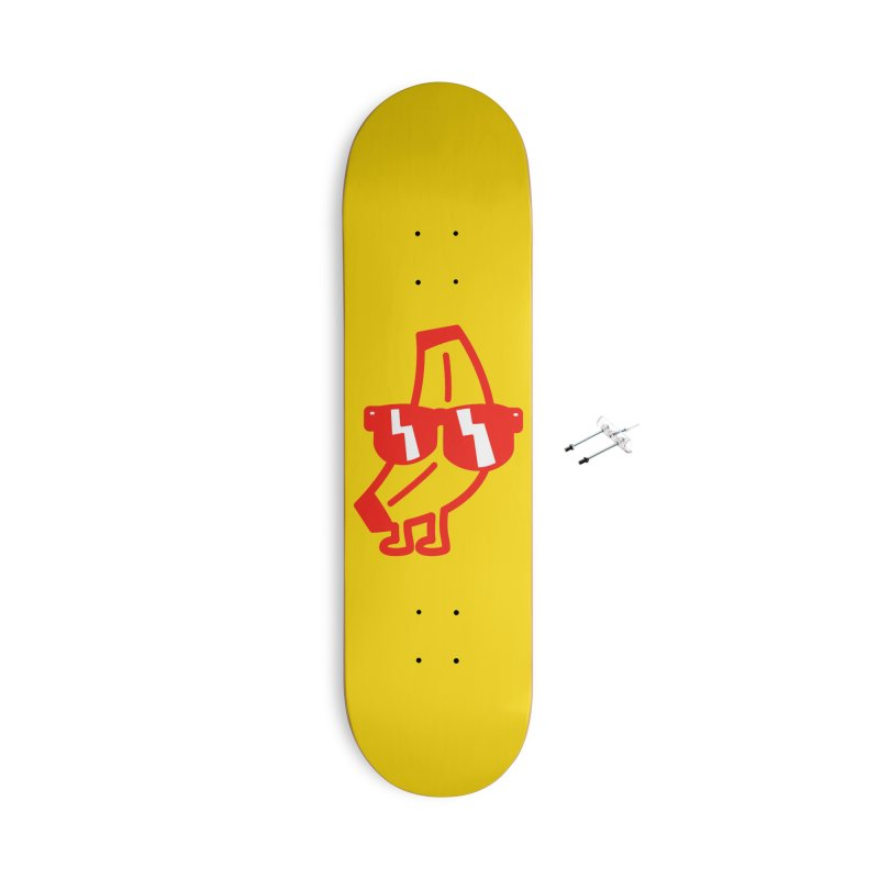 Naner Accessories With Hanging Hardware Skateboard by Luis Romero Shop