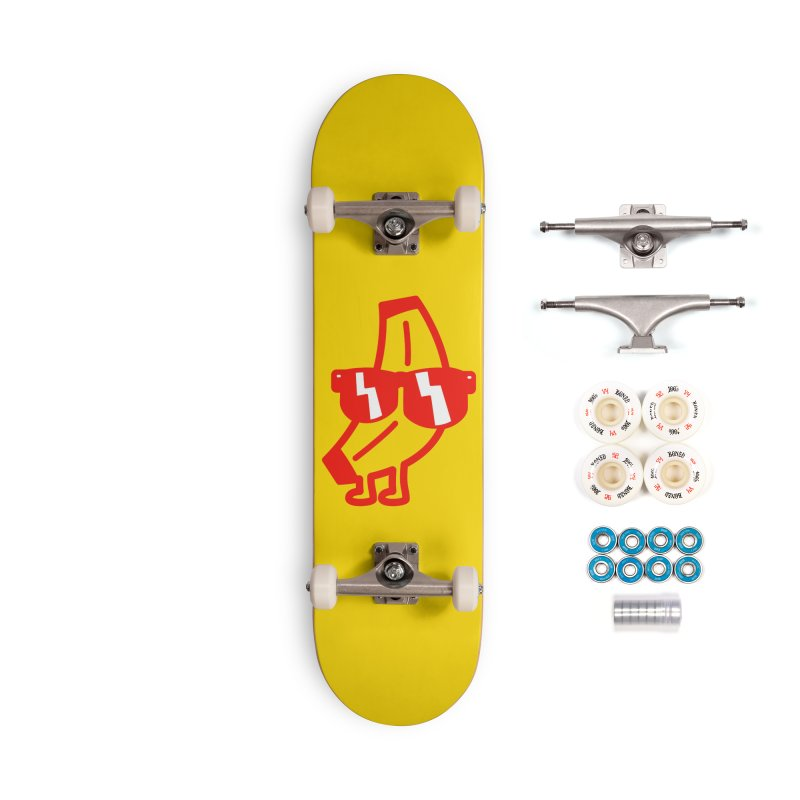 Naner Accessories Skateboard by Luis Romero Shop
