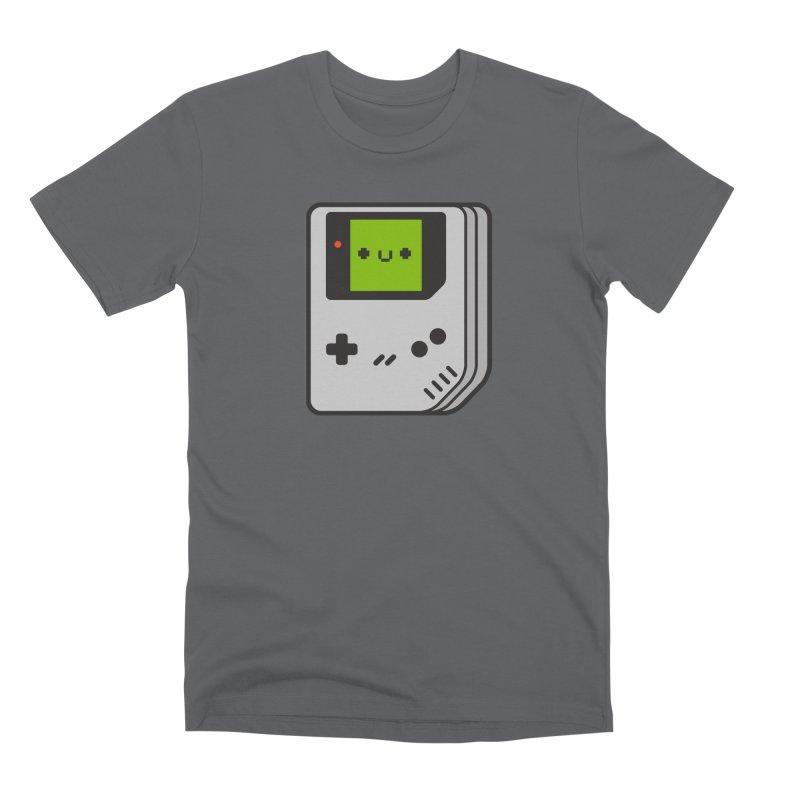 Game Friend Men's Premium T-Shirt by Luis Romero Shop